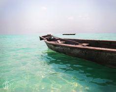 Zanzibar photos Africa Dhow Tanzania Ocean Boat by whywanderlust