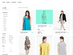 Add to cart interaction by Virgil Pana