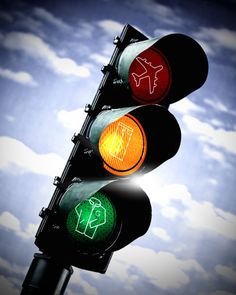 If only all stop lights looked like this :)