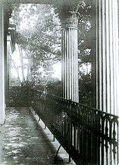 Belle Grove - Balcony (Prepcowboy) Tags: louisiana grove belle plantaion