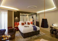 Nouvelle chambre exécutive du Terrass Hotel