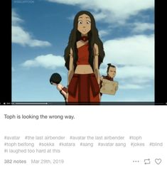 Avatar The Last Airbender Funny, The Last Avatar, Avatar Funny, Avatar Airbender, Atla Memes, Make Avatar, Avatar Series, Korra Avatar, Strong Character