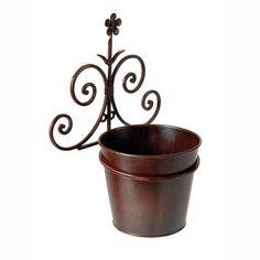 Single pot jardiniere Classic Garden, Garden Accessories, Planter Pots, French Country, Inspiration, Room, Ideas, Biblical Inspiration, Bedroom