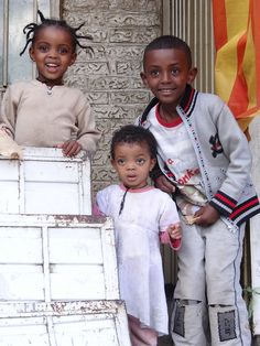 Children of Addis Ababa, Ethiopia