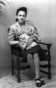 Jimi Hendrix and his mom.....Retronaut - See the past like you wouldn't believe