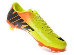 NIKE MERCURIAL VAPOR IX(9) FG - BOTAS DE FúTBOL PARA CéSPED - HOMBRE  amarillo naranja negro-1306010041 - Zapatos de fútbol oficiales e8ba51f154e43