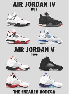18f80053b5682b air jordan ogs posters 3 Air Jordan OGs Posters by Sneaker Bodega