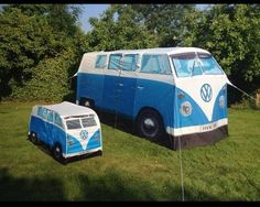 VW tents for the kid in all of us