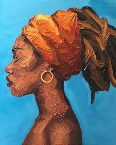 samanthawileyy Ap Art, Palette Knife, Knife Painting, Artist Painting, African American Art, Gcse Art, Black Art, Art Studios, Drawing Techniques