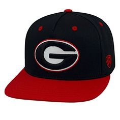 a22267fdae4 Compare prices on Georgia Bulldogs Flat Bill Hats from top online fan gear  retailers.