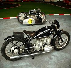 1935 BMW R5SS Production Racer  -  photo: Paul D'Orlèans, The Vintagent