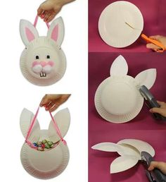 A neat cute Easter craft for kids