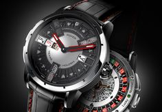 Christophe Claret's $200,000 Poker Playing Watch
