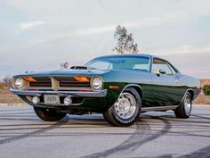 70 Plymouth Cuda