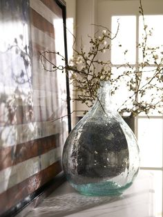 1000 images about blown glass ideas on pinterest blown - Damigiane decorate ...
