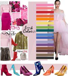 сочетание с модным розовым цветом 2017 2018