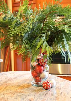 Savvy Seasons by Liz: Using Evergreens In The Kitchen