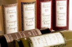 Domaine de Boistray - Vinaigre à la pulpe de Fruits - Création Manacrea