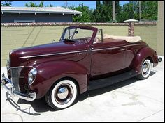 40 Ford Deluxe