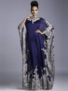 robe soirée Dubai : Robe par farahdesign