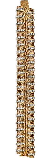 1935 Cartier Bracele beauty bling jewelry fashion