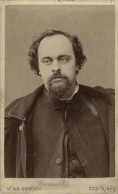 HAPPY BIRTHDAY Dante Gabriel Rossetti  (12 May 1828 – 9 April 1882) was an English poet, illustrator, painter and translator
