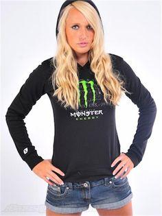 i want this Monster Energy Drink hoodie SOOOO bad!!!!!!!