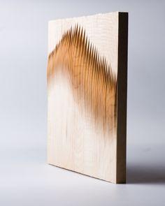 WOODwave Paneling /Eliza Mikus