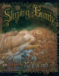 Sleeping Beauty by Mahlon F. Craft, http://www.amazon.com/dp/1587171201/ref=cm_sw_r_pi_dp_6OcErb1TQX5K5