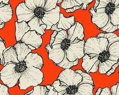 .:: FARM RIO ::. floral paula laranja