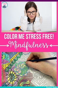 Coloring is our route to mindfulness, which encourages us to live in the present moment, as well as connect and interact with others.  Grab your free coloring book now and de-stress for the holidays!