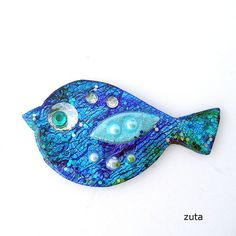 Welcome to my photo gallery. I am teacher of painting. My special interest is making jewelry from polymer clay.
