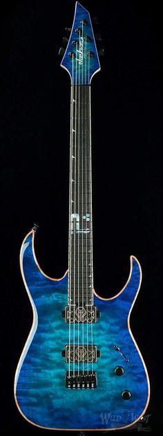 Jackson Misha Mansoor Juggernaut BULB HT6 Laguna Burst - Wild West Guitars