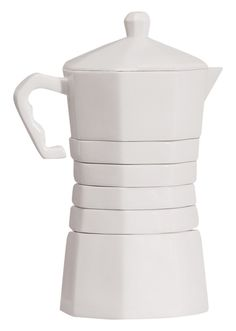 DOIY Stackable With Coffee Porcelain Coffee Set - Trouva