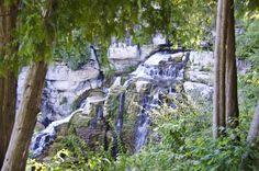 Visiting Inglis Falls Near Owen Sound