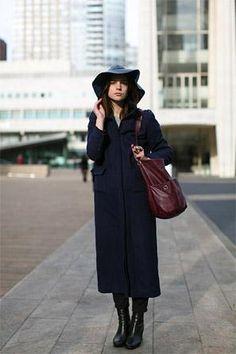 long #coat