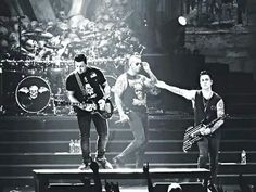 M Shadows, Synyster Gates and Zacky Vengeance♥♥♥