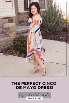 d756b1bf7a Cinco De Mayo Fashion from My Versatile Style. Petite Fashion