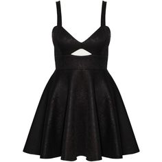 Rare London Black Snake Print Skater Dress and other apparel, accessories and trends. Browse and shop 10 related looks.