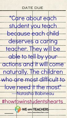 Community Post: 27 Awesome Straight-Talk Quotes About Teaching
