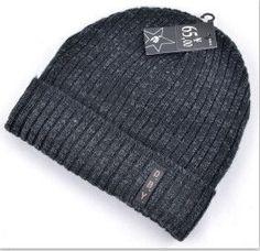 0f6fb35437a 2016 mens designer hats bonnet winter beanie knitted wool hat plus velvet  cap skullies Thicker mask Fringe beanies for men