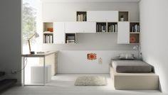 """dormitorio juvenil """"zen"""" www.moblestatat.com barcelona"""