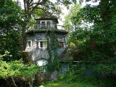 Forest Glen Md National Park Seminary Dutch Windmill