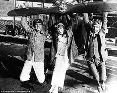 Fairbanks, Pickford, and Chaplin