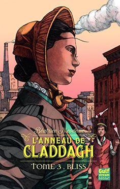 L'anneau de Claddagh : Bliss / Béatrice Nicodème. JR NIC T3