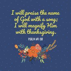 17 Inspiring Psalms of Thanksgiving - Personal Creations Blog