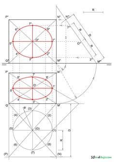 06_Diedrico plano perfil
