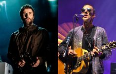 Liam Gallagher and Richard Ashcroft to tour North America together