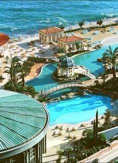 Monte-Carlo Resort, Monaco