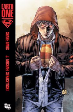 superman earth one | Review: Superman: Earth One